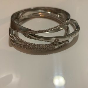 Kate Spade stack of 3 bracelets